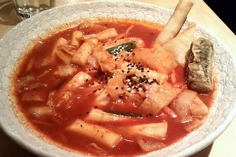 Spicy Ddok Bok Ki ($10)