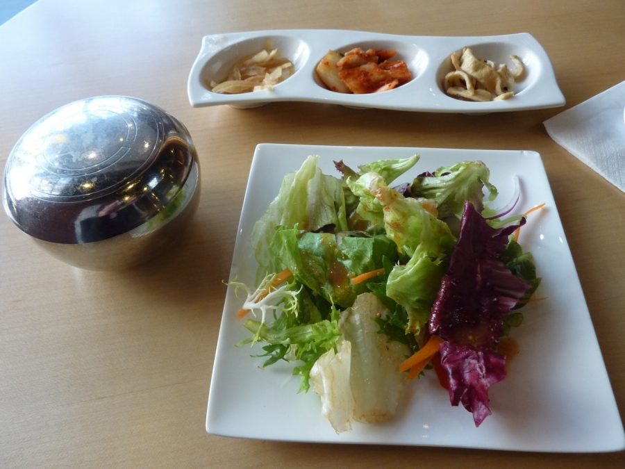 Salad and Appetisers