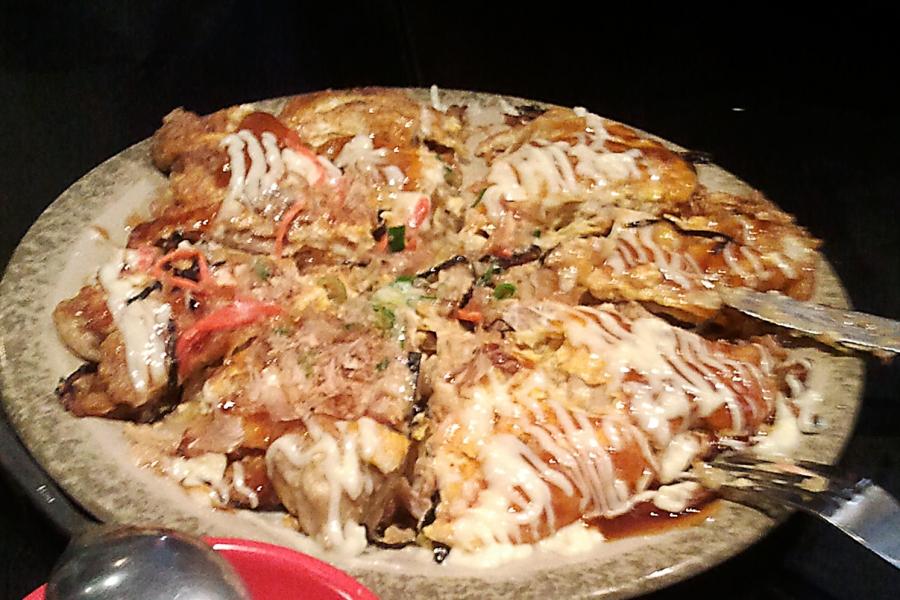 Chicken Okonomiyaki $14.5