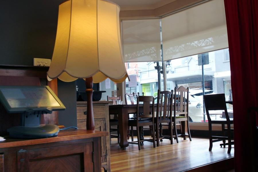 Livingroom Restaurant