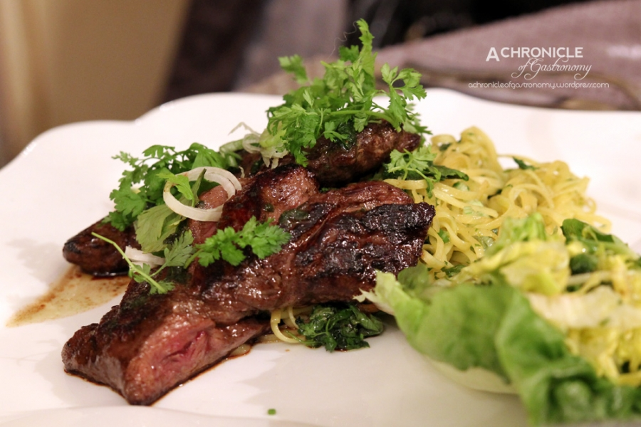 Duck with five-spice powder