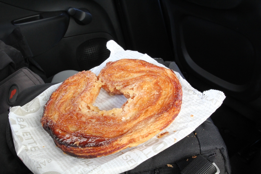 Palmier from Banette, Amboise