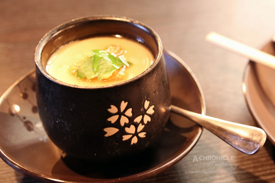 Sea Urchin Chawan-Mushi