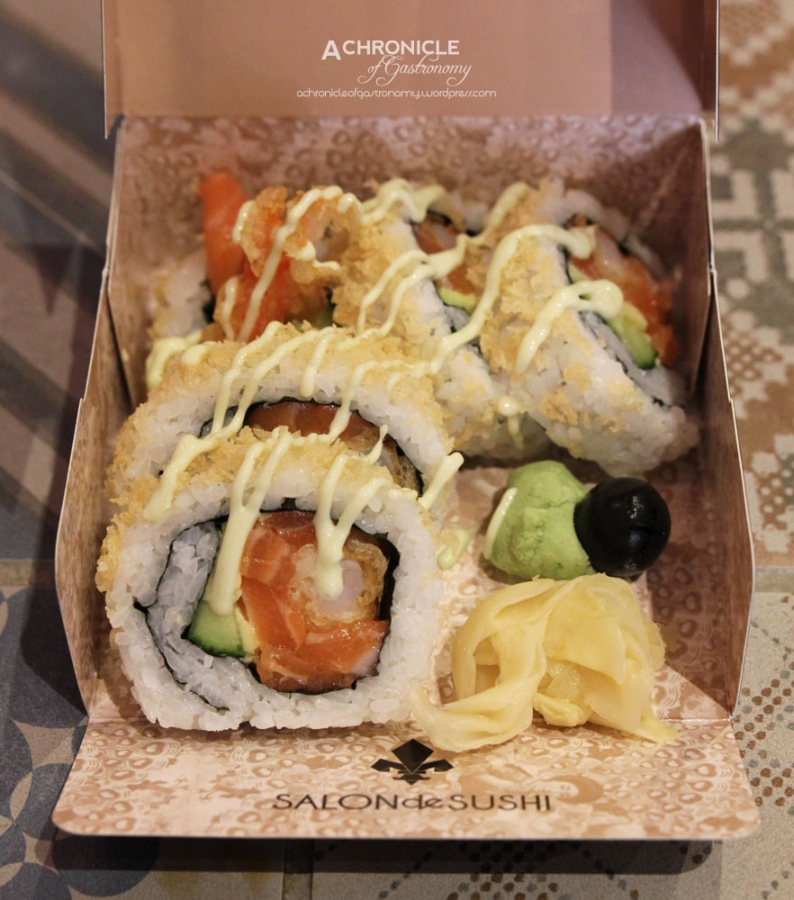 sushi express annecy