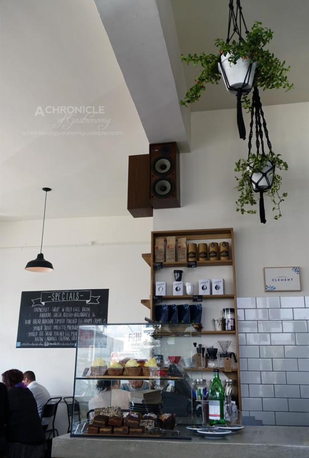 Addict Opened A Few Months Ago Adding To The Burgeoning Number Of Cafes In Fitzroy Occupying Relatively Quiet Spot At Corner Gore And Johnston St