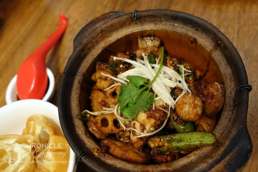 Dry Bak Kut Teh ($15)