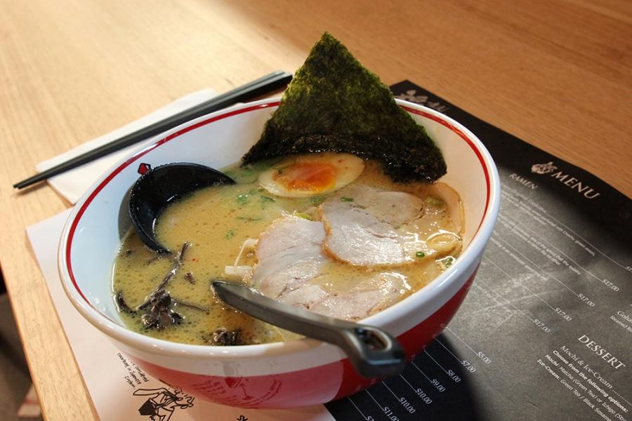 Ikkoryu Fukuoka Ramen Soft Launch (114)