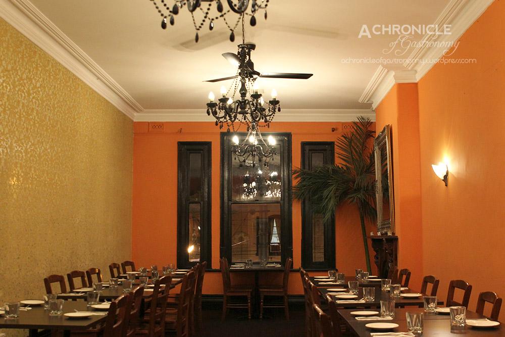El Sabor (74) Upstairs Room