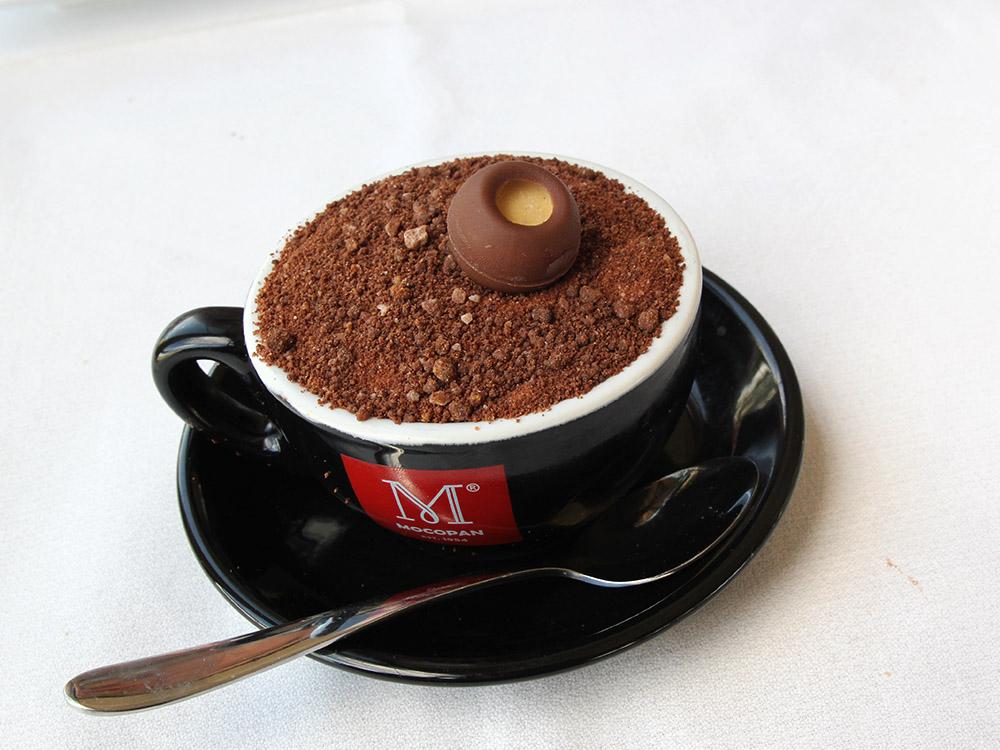 Rochford Cappuccino - A Twist - Tiramisu