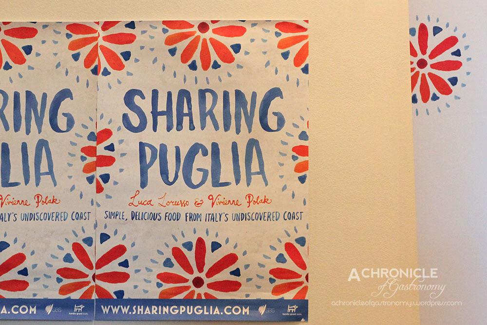 'Sharing Puglia' Book Launch (2)