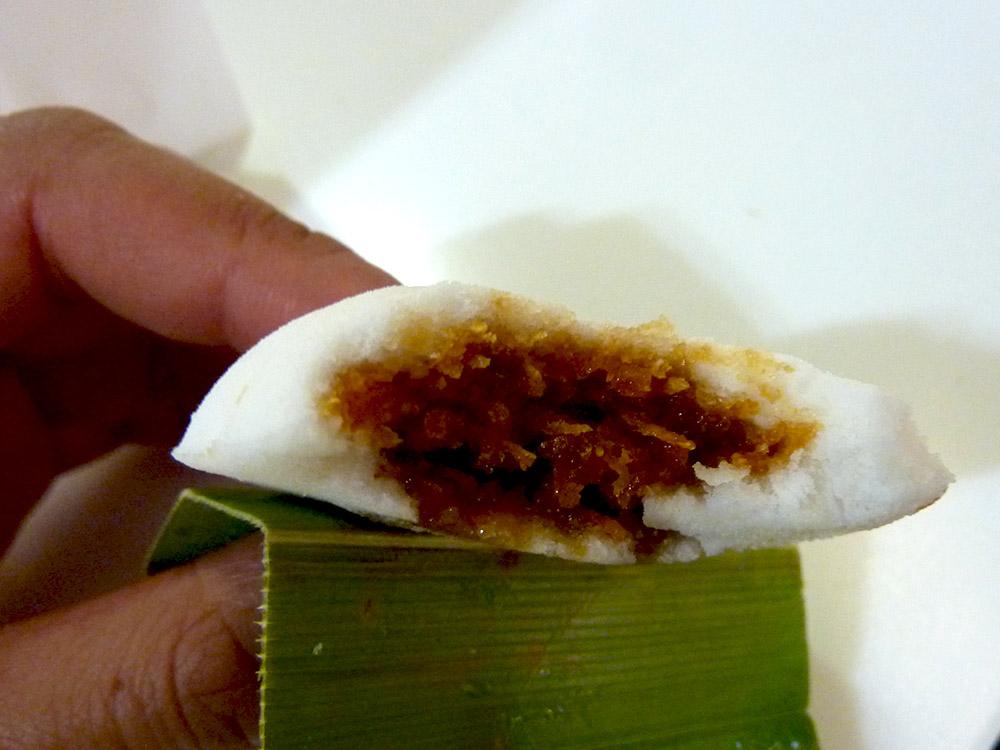 Kwey Tu Tu from Lau Tan's Tutu Delights, ION, 3SGD - Coconut