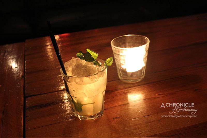 Lounge Kitchen  - Mojito