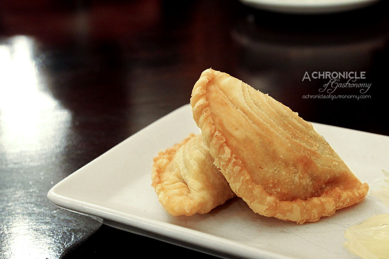 Masak Ku (69) Kaya Puff - House-made Crispy Spiral Pastry Filled with Kaya