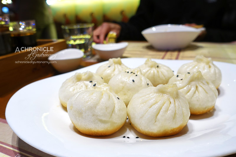 New Shanghai - New Shanghai Pan Fried Pork Buns (8 for $11.80)