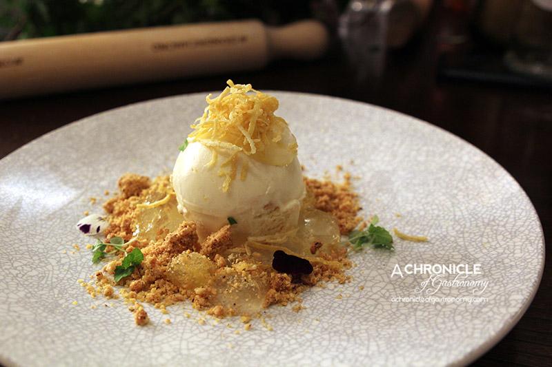 Grand Hotel - Lemon Delizia - Lemon Delicious - Lemon Cream, Soft Cookie, Limoncello & Lemon Jelly