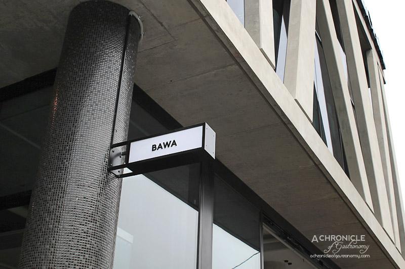 Bawa Cafe