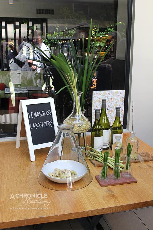 Cloudy Bay Sauvignon Blanc Spring Launch 2015 at The Botanical - Lemongrass Station