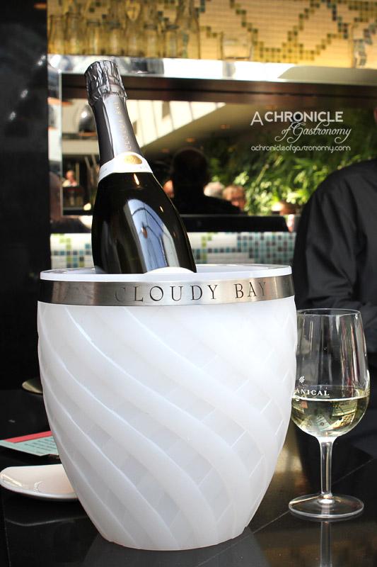 Cloudy Bay Sauvignon Blanc Spring Launch 2015 at The Botanical