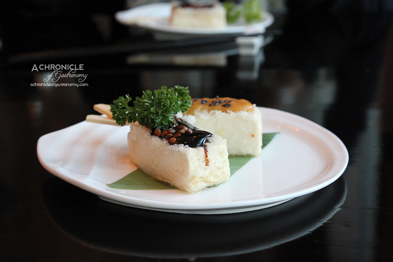 Tofu Dengaku – Deep Fried Tofu topped with Red Miso with Buckinis ...