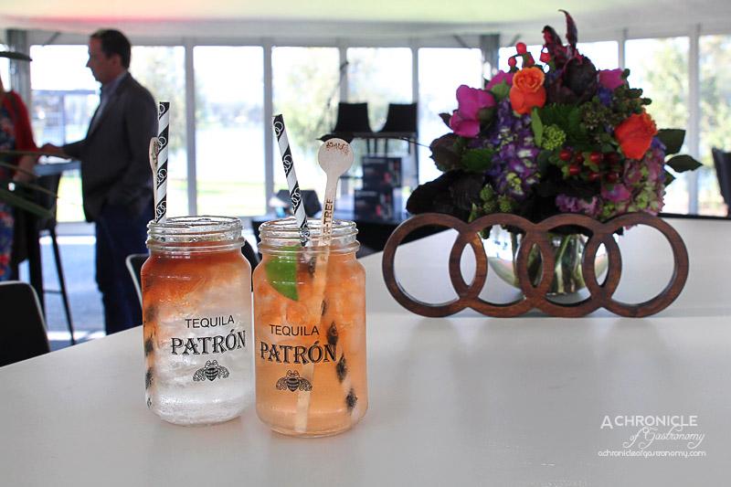 Taste of Melbourne 2015 - Lemon, Lime & Bitters - Patron Silver Tequila, Fever-tree Lemonade