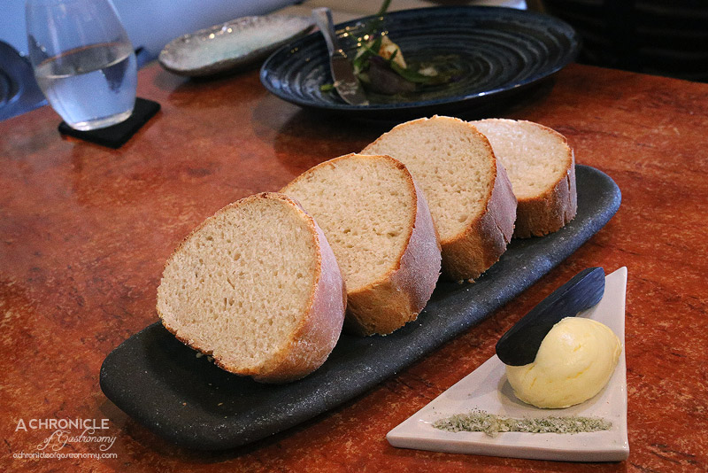O.My - White Sourdough with Cultured Butter