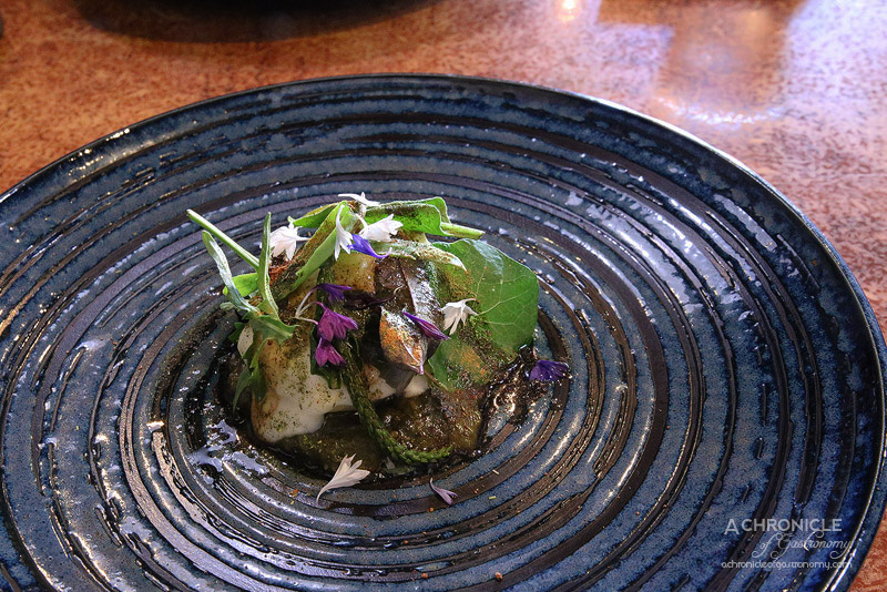 O.My - Steamed and Fermented Potato and Black Garlic