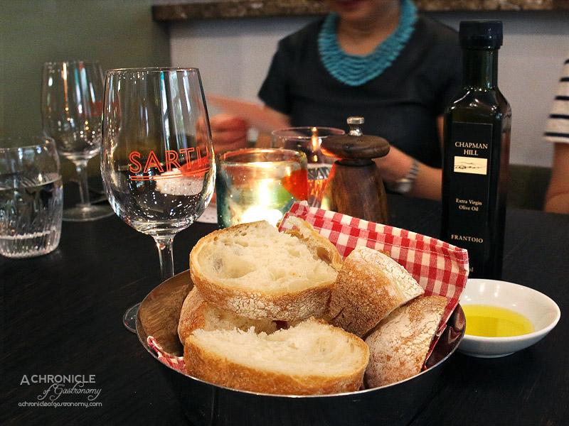 Sarti - Bread