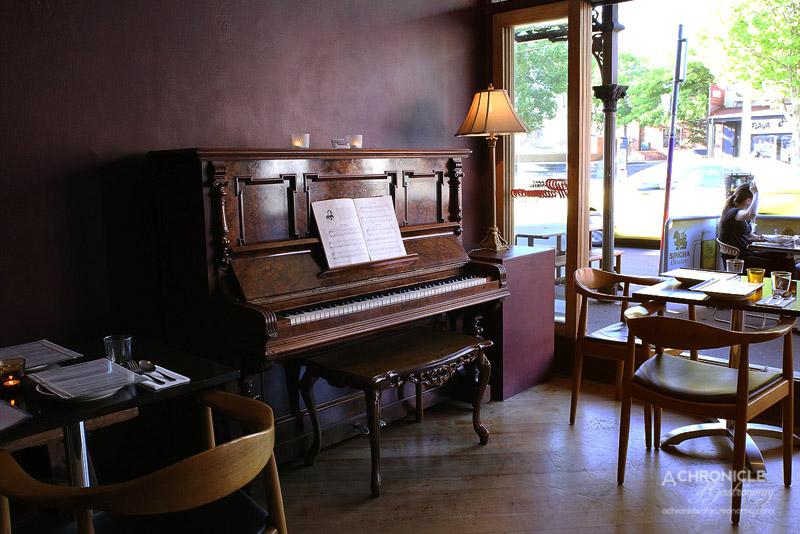 The Piano Restaurant & Bar
