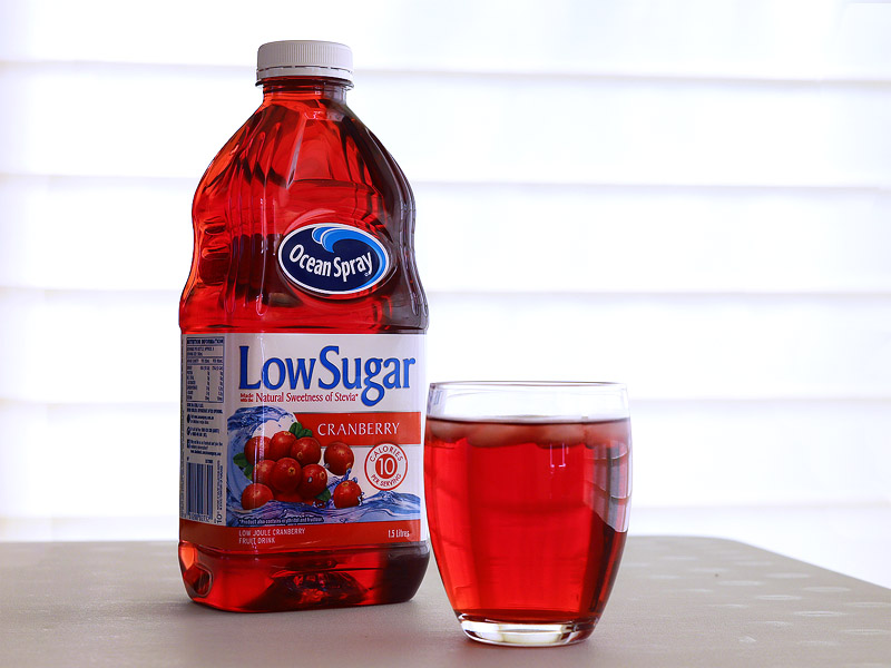Ocean Spray Low Sugar Cranberry Juice