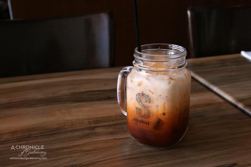Sabai - Thai Milk Tea ($4)