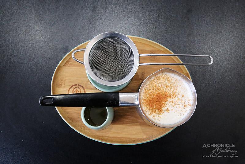The Tradesman - Chai Latte