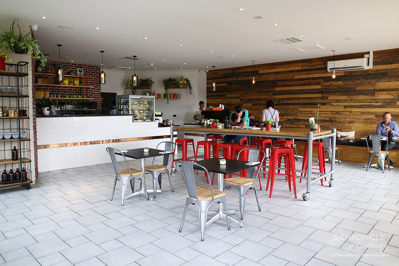 the tradesman cafe moorabin a chronicle of gastronomy