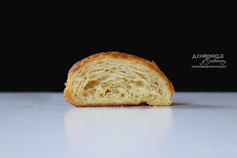 Agathe Patisserie - Plain Croissant ($5)