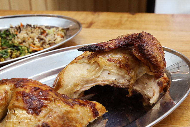 Love Pollo - Traditional and Lemon and Garlic Chicken