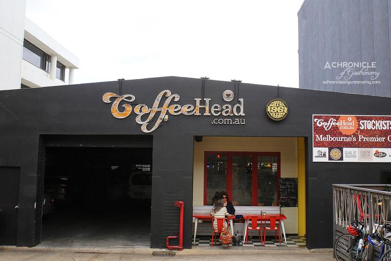 Coffeehead 1961 Coffee