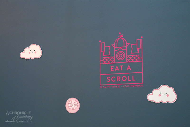 Eat a Scroll