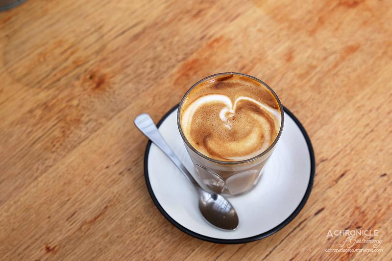 Street Talk Espresso - Double Shot Latte ($4.30)
