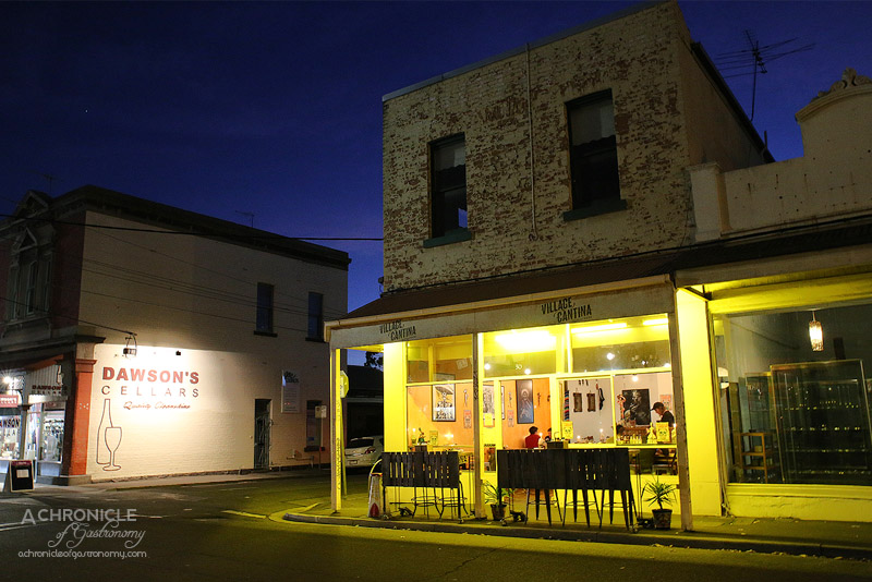 Mexican Restaurant Yarraville