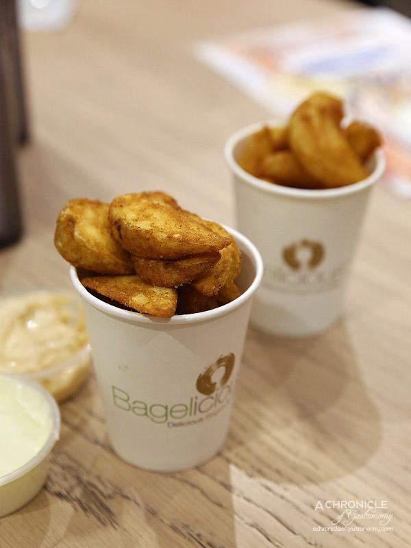 Bagelicious - Potato Wedges