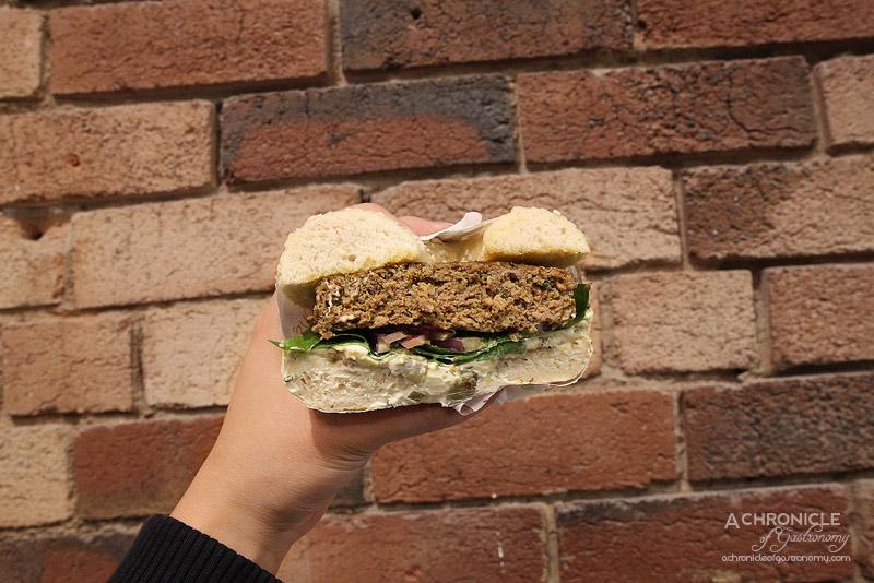 Bagelicious - Burger Bagel