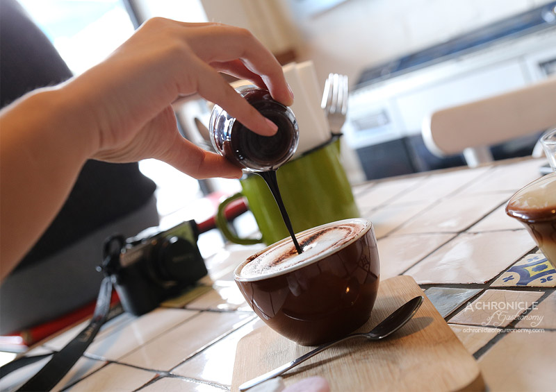 Fordham's Milk Bar - Cocoa Supreme Hot Choc ($4.50)