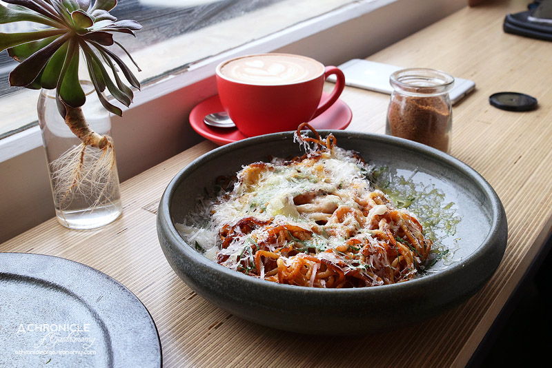 Lot 3 - Re-fried Pasta in Red Sauce ($13)