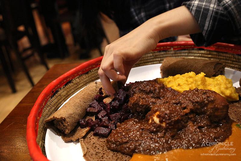 Saba's Ethiopian Restaurant