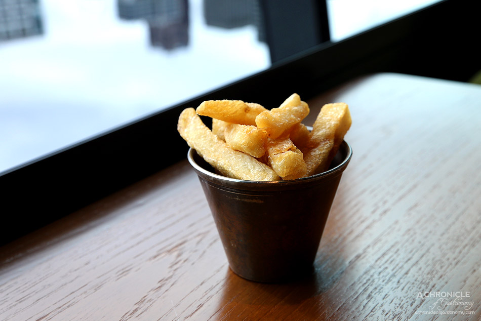 Dinner by Heston - Triple Cooked Chips ($16)