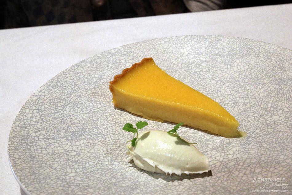 The Grand Richmond - Torta al limone e mascarpone - Lemon tart, mascarpone cream