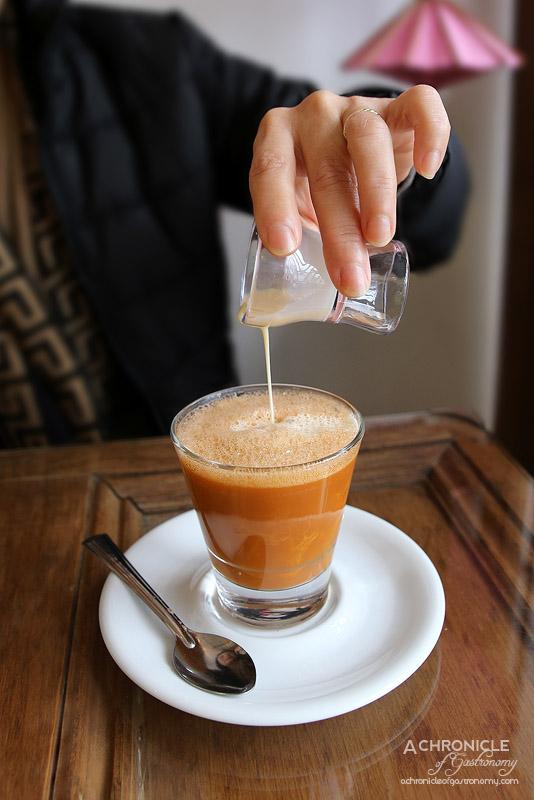 Oneyada - Thai milk tea with condensed milk ($4) & Oneyada Thai Cafe | Abbotsford | A Chronicle of Gastronomy ...