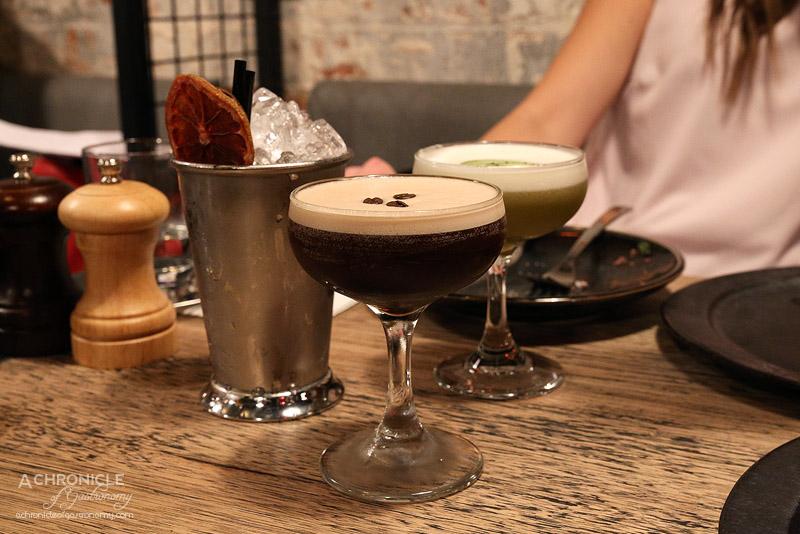 Spare Me Kitchen - Espresso Martini