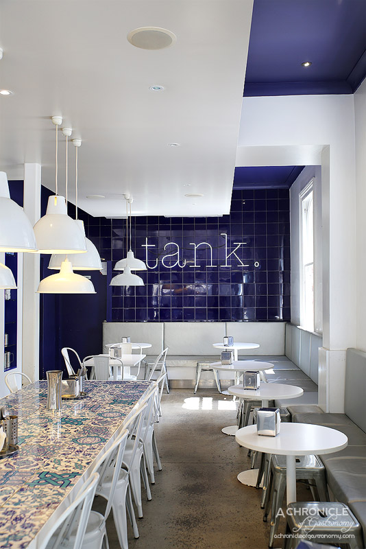 Tank Fish and Chips