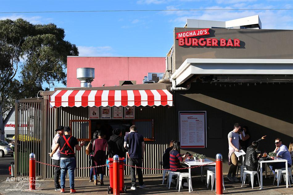 Mocha Jo's Burger Bar