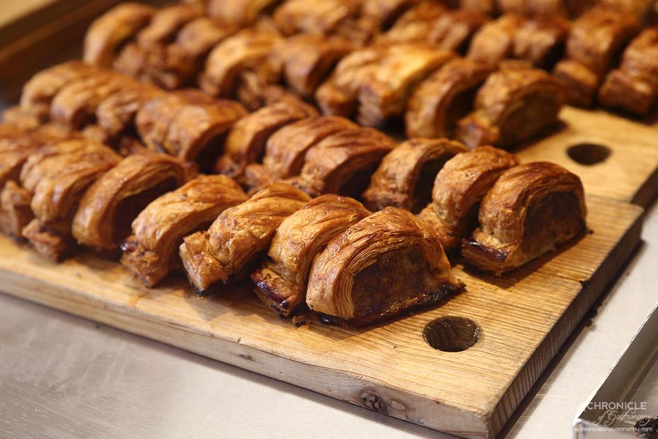 Black Star Pastry Pop-up Carlton - Pork Sausage Roll